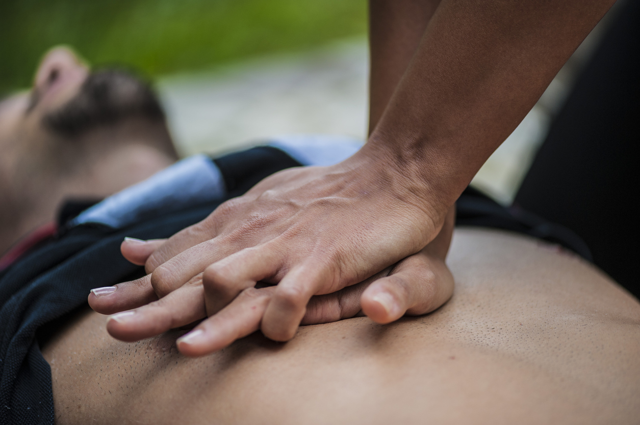 What is a cardiac arrest?