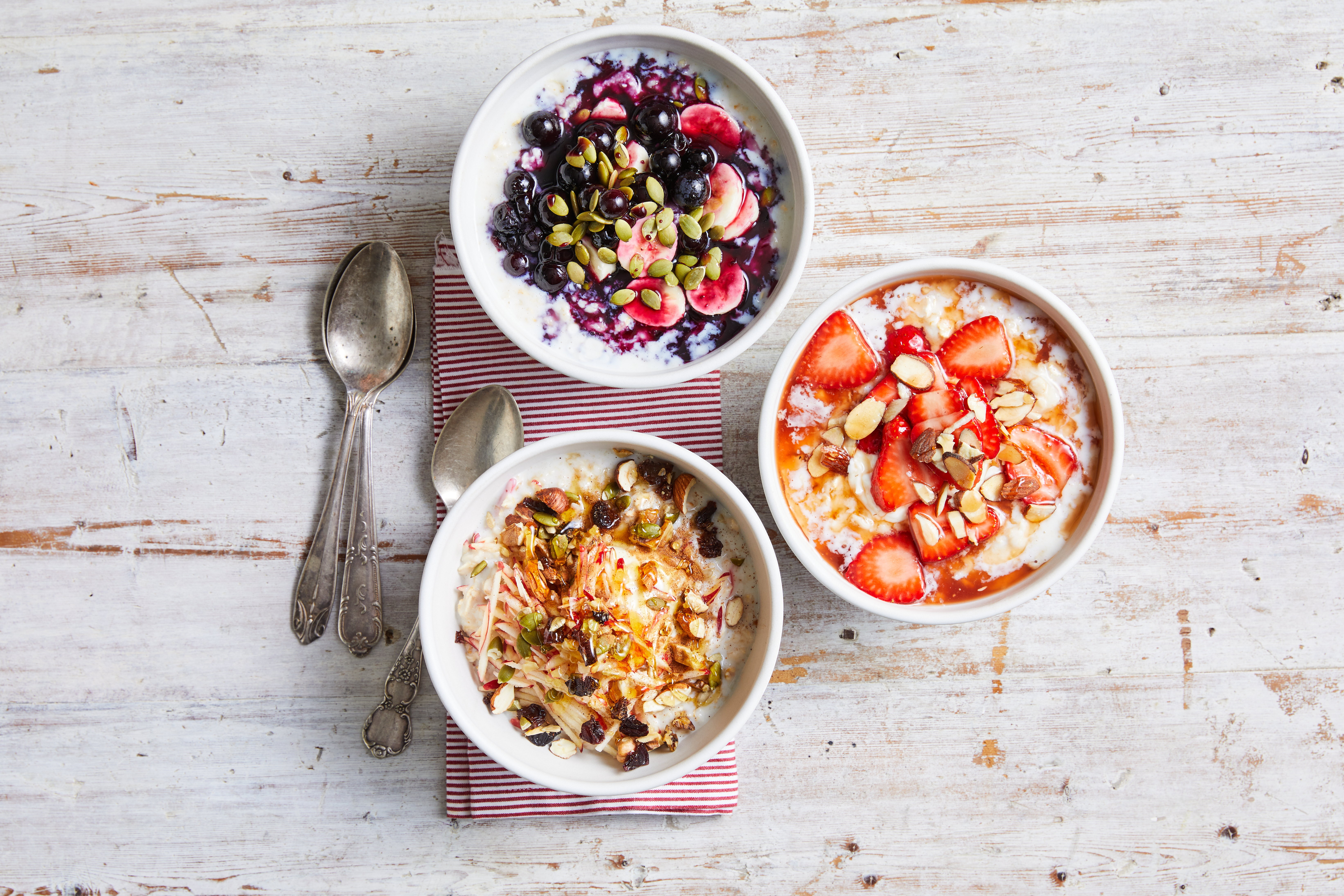 Tasty recipes to start the day | Breakfast Recipe Booklet