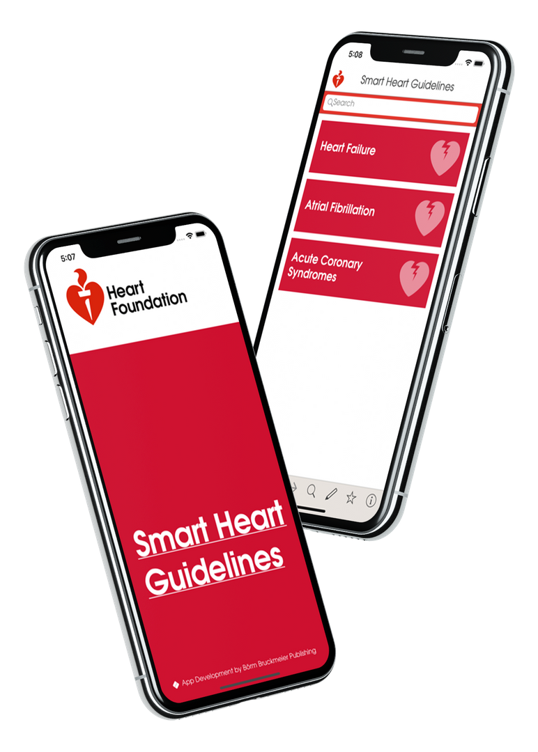 Smart Heart Guidelines App