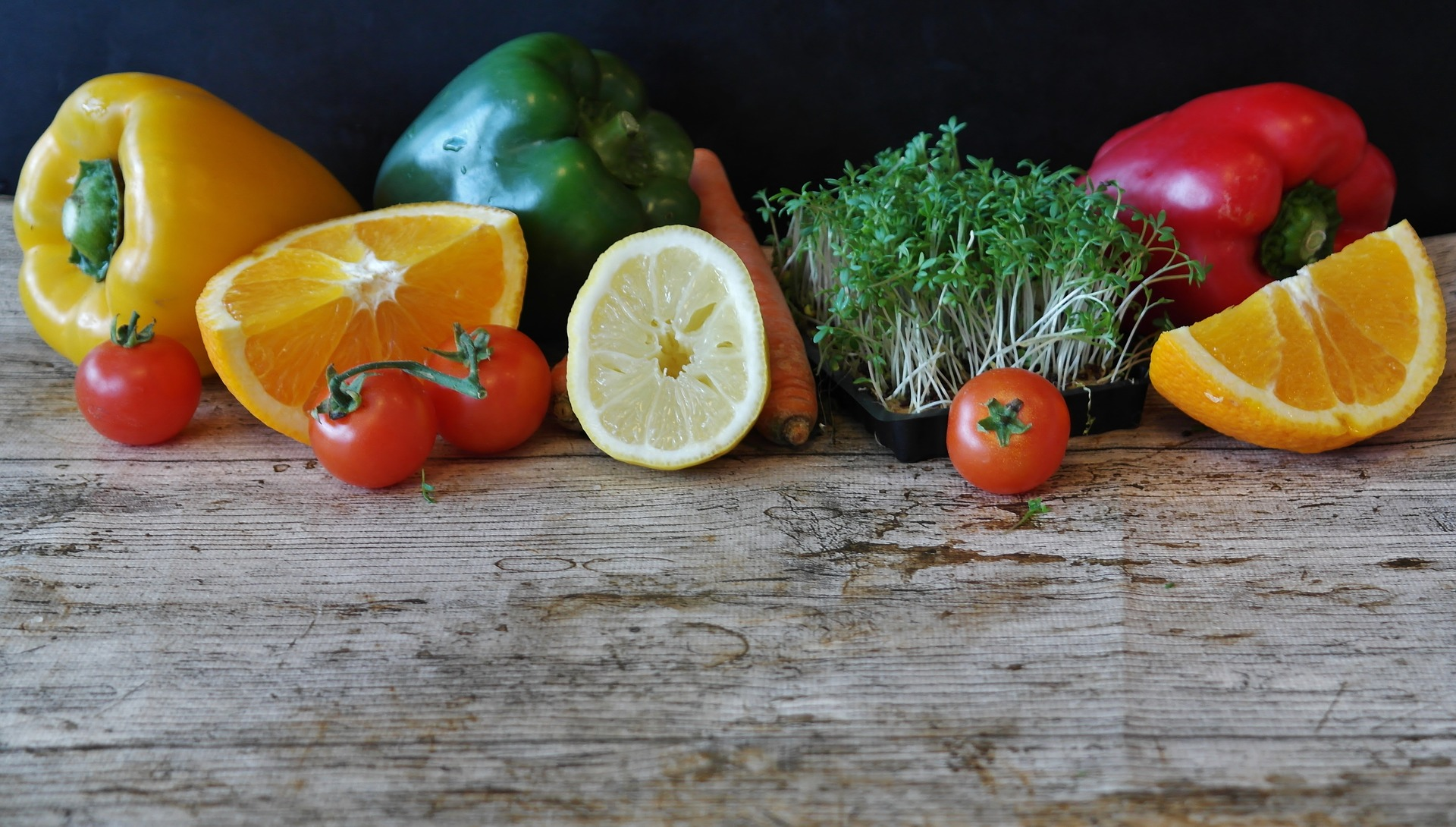 How can I eat more fruit and vegetables for a healthy heart?