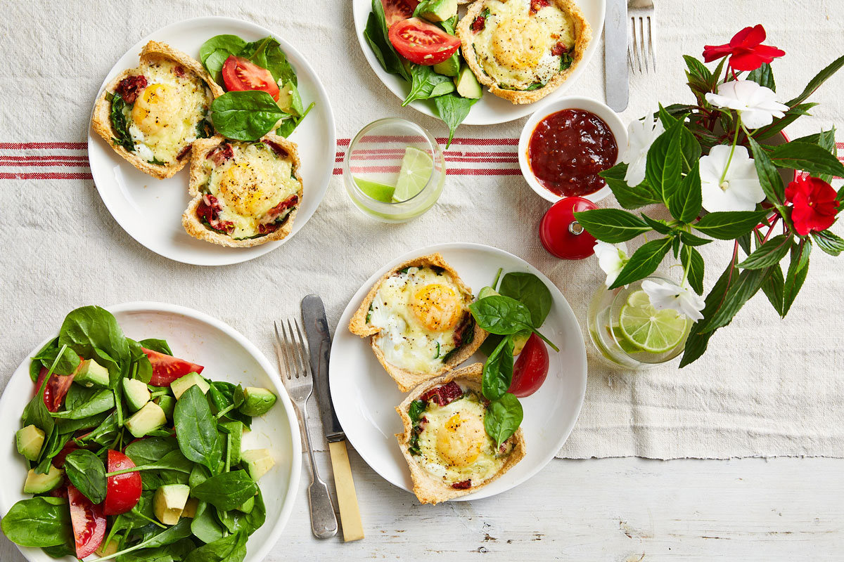 Brunch Tarts