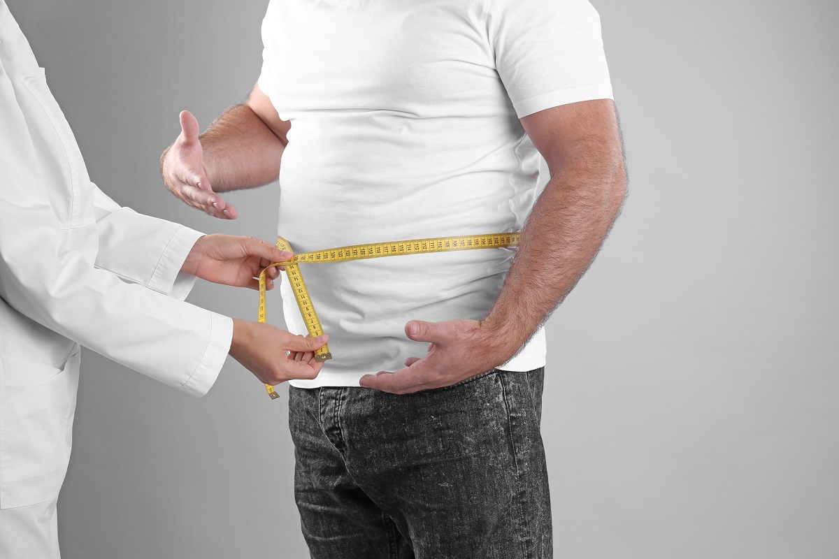 Aussie men among the world's most obese, new data