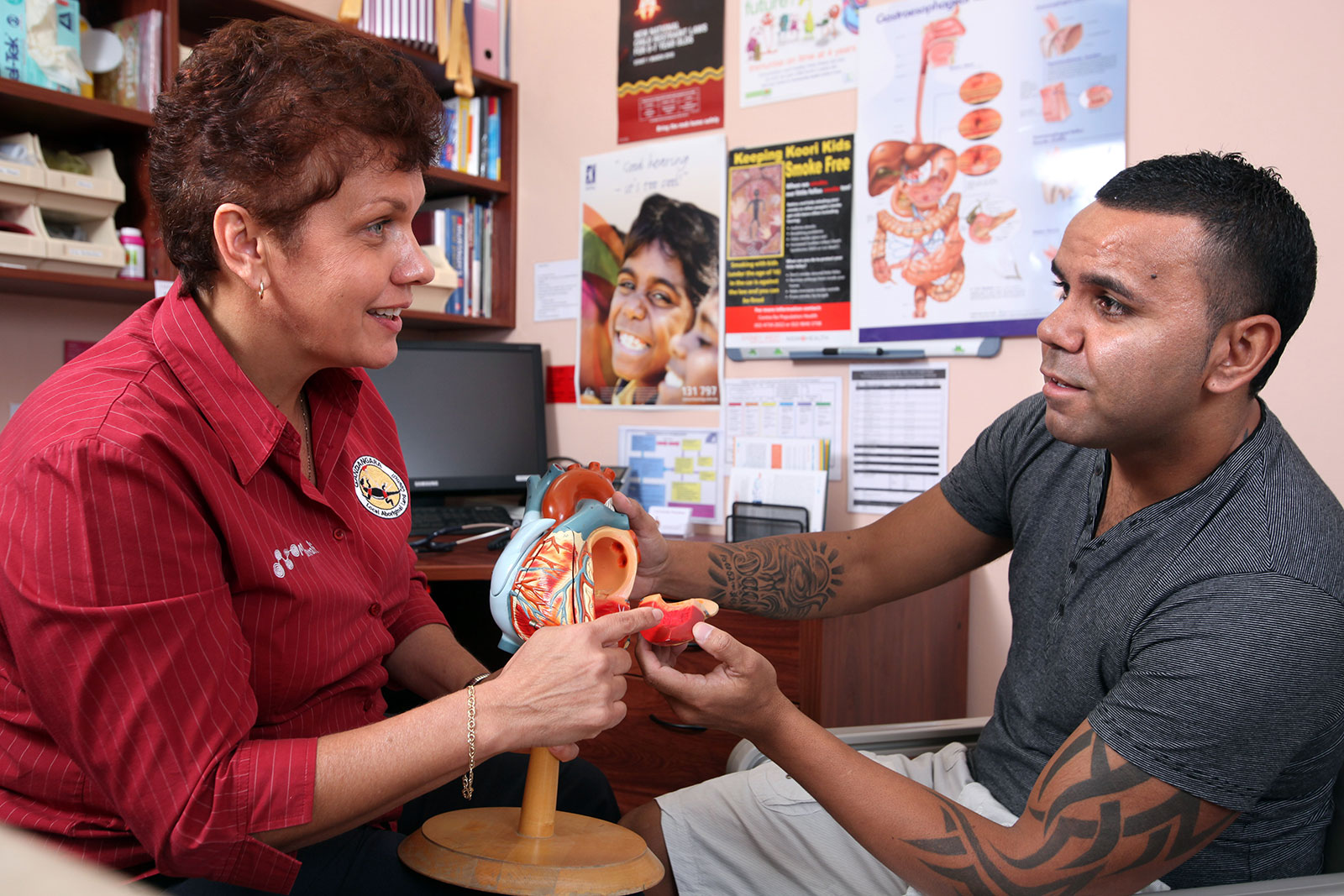 Aboriginal heart health