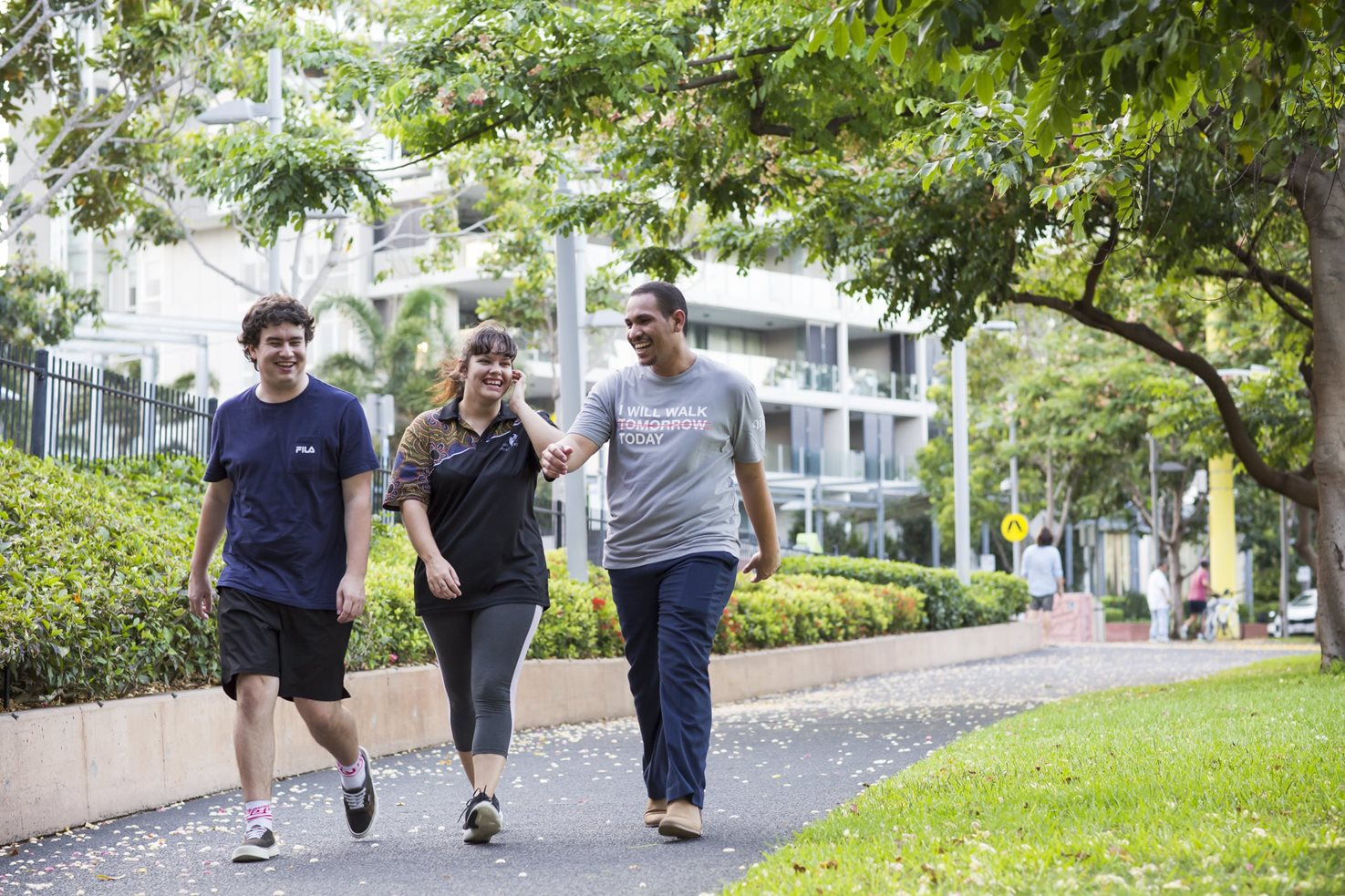 Heart Foundation welcomes funding pledge to support walking program in Tasmania