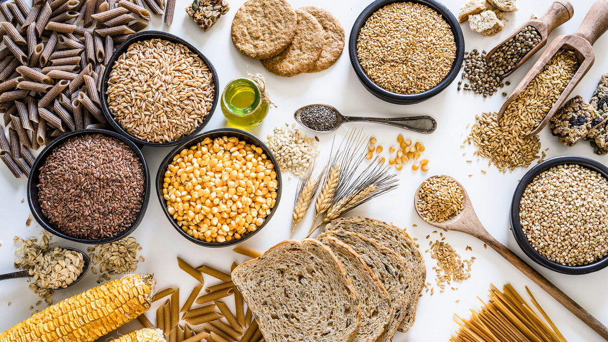 Wholegrains and heart health