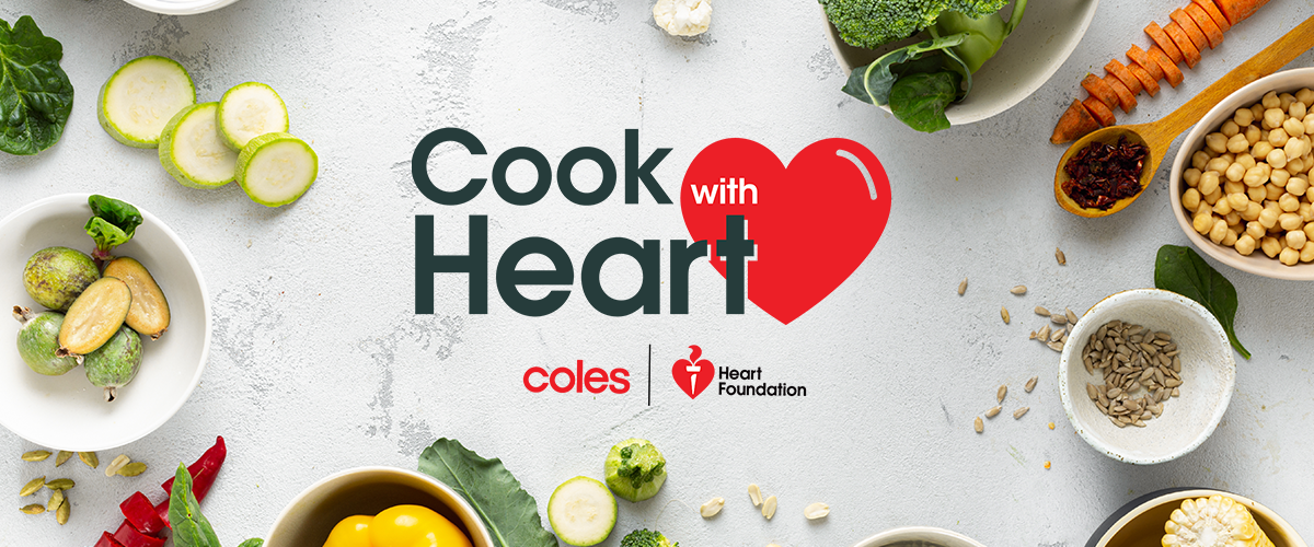 Cook with Heart
