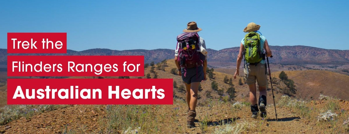 Trek for Australian Hearts