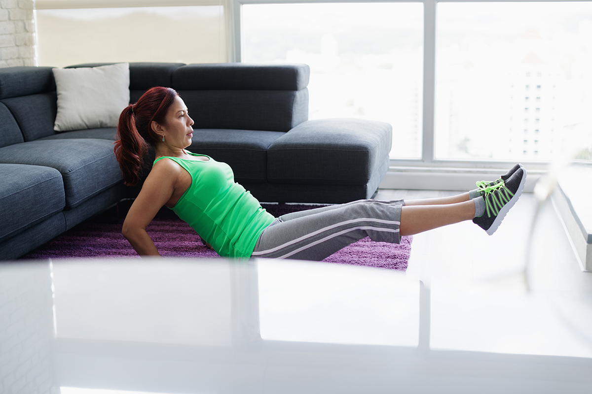 Exercises to do at home
