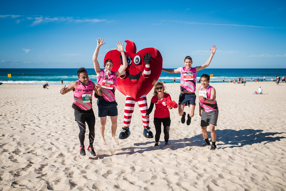 Fundraise to save Australian hearts
